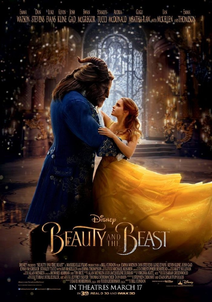 Beauty and the Beast,Disney,Emma Watson
