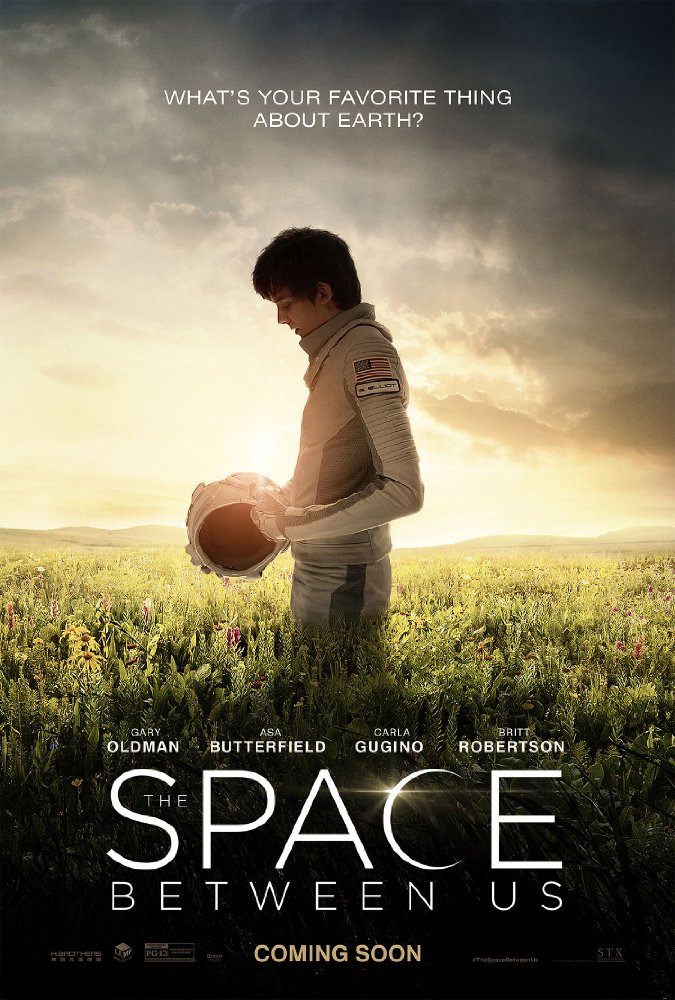ویدیو: تریلر فیلم The Space Between Us
