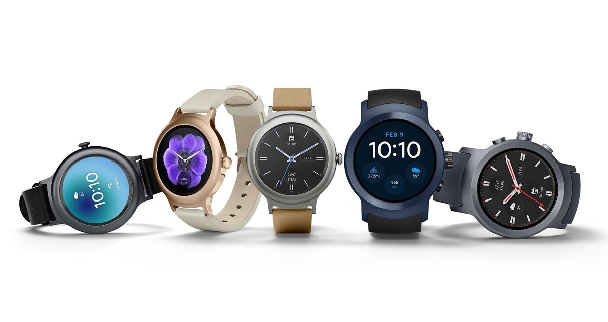 LG watch style & watch sport
