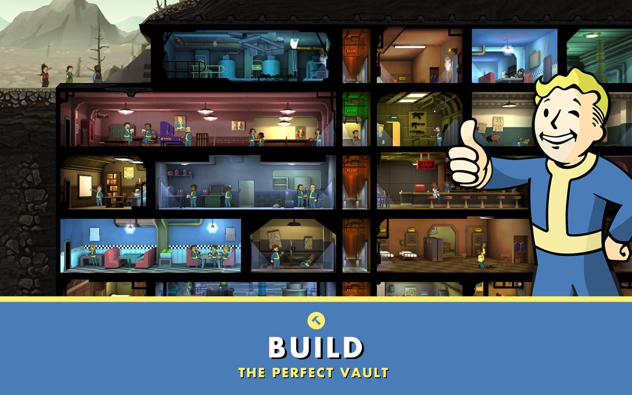 Fallout Shelter, Play Anywhere, Fallout, Windows, ایکسباکس وان, ویندوز 10