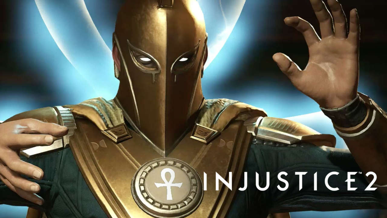 DR.FATE,Nether Realm,Injustice 2