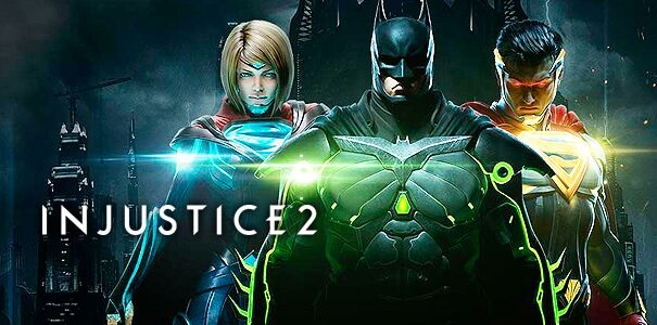 Injustice 2,New Characters,Shattered Alliances