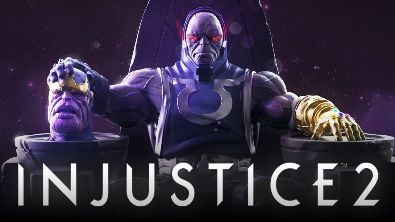 Injustice 2,New Characters