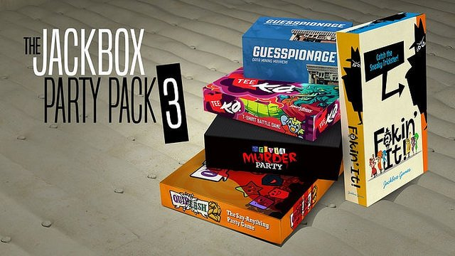 The Jackbox Party Pack 3,The Jackbox Party Pack 3 Release Date