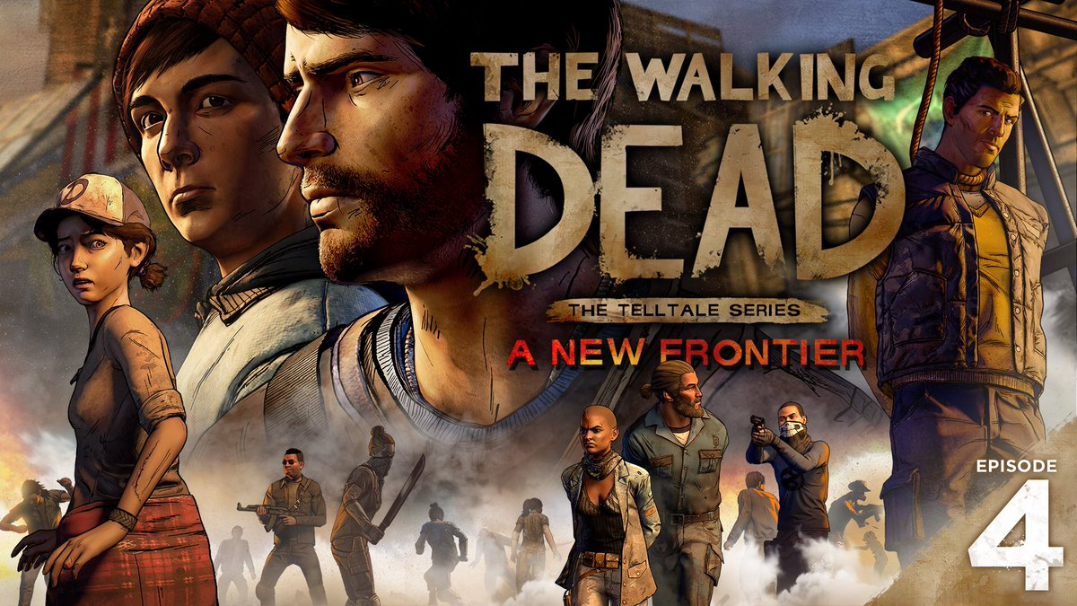 ویدیو: فصل ۴ بازی The Walking Dead: A New Frontier