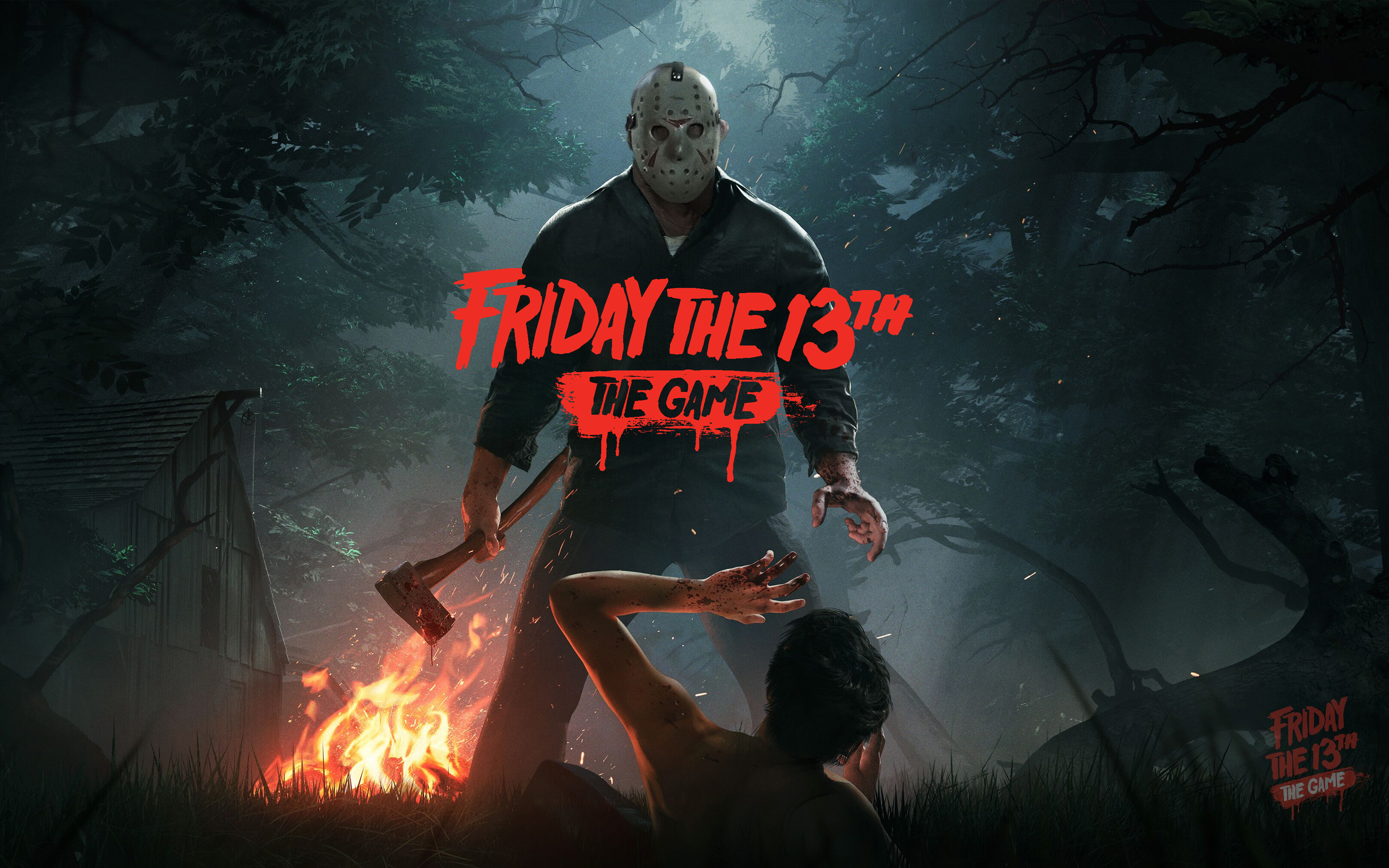 Friday the 13th: The Game,Gun Media