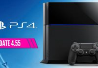 Sony,Playstation 4 Update,Playstation 4 Update: 4.55