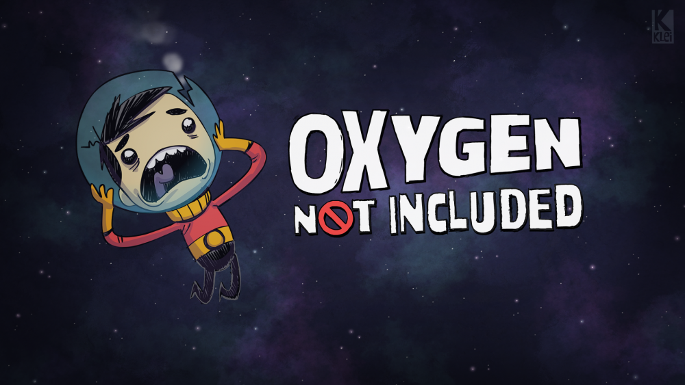 معرفی بازی Oxygen Not Included