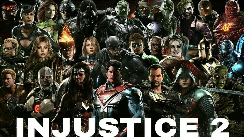 Injustice 2,NetherRealm