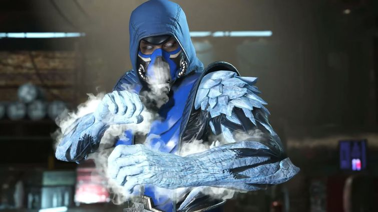 Injustice 2,Sub-Zero,Nether Realm,Fighter Pack 1