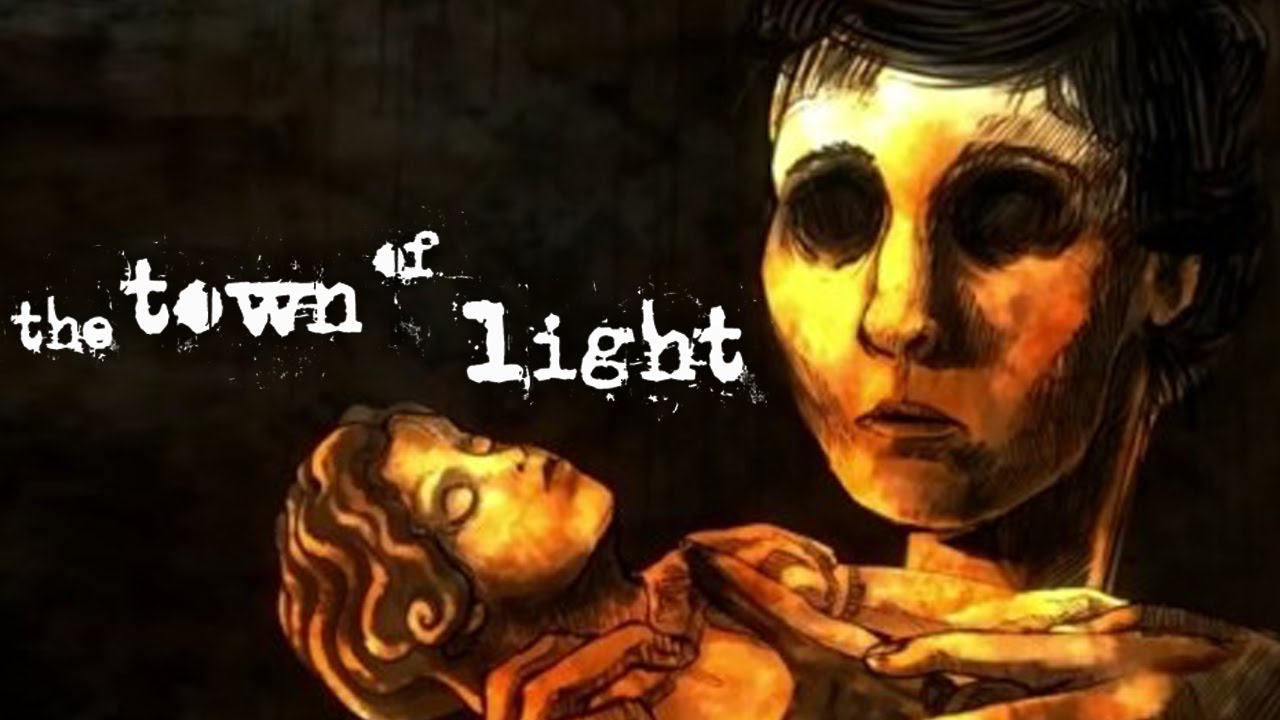 The Town of Light,Horror Game