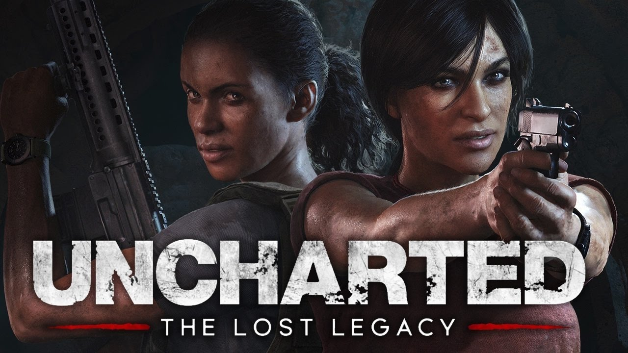 Uncharted 4,Uncharted: The Lost Legacy,Naughty Dog