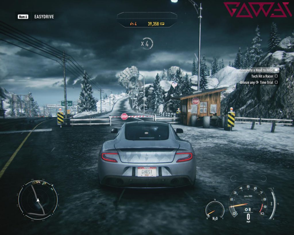 EA, Ghost Games, Need for Speed, Rivals, Most Wanted, Carbon, Forza Horizon 3, Forza Motosport 6, Rivals, Ford Mustang GT, Mercedes-Benz SLS, نید فور اسپید, جنون سرعت, بازی ریسینگ, بازی مسابقه ای, بازی رالی, NFS: Rivals, یادی از گذشته
