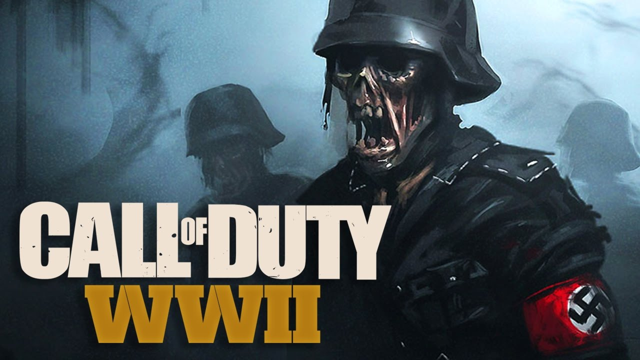 Call of Duty: WWII,Zombie,Activision