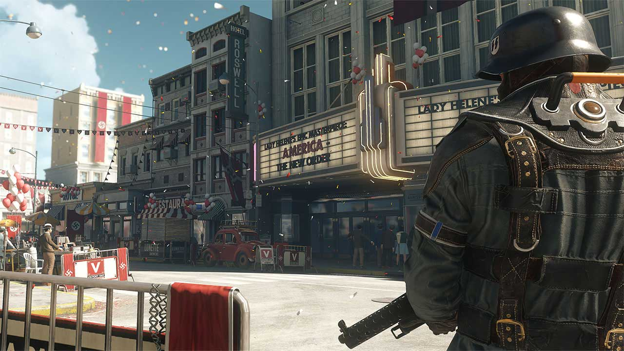 تاریخ انتشار Wolfenstein II: The New Colossus