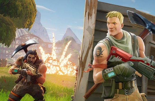 Epic Games, Fortnite, Fortnite Battle Royale, بازی Fortnite Battle Royale, بازی Fortnite, PlayerUnknown's Battlegrounds, , The Game Awards, The Game Awards 2017, مراسم The Game Awards 2017, رویداد The Game Awards 2017, نتیجه The Game Awards 2017, نتایج The Game Awards 2017, تریلرهای The Game Awards 2017