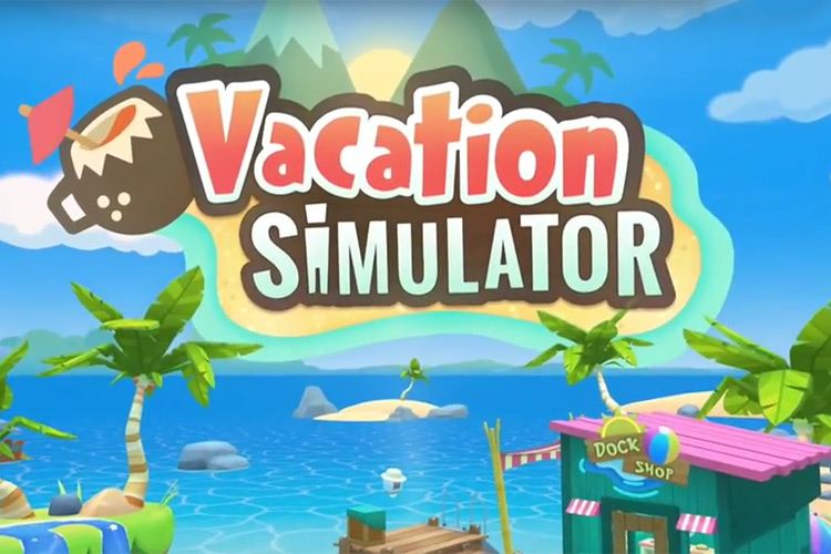 PSVR, The Game Awards,The Game Awards 2017,Vacation island simulator,VR Game,بازی واقعیت مجازی Vacation island simulator,تریلر,تریلر بازی,تریلر جدید,تریلر جدید بازی,تریلر جدید بازی Vacation island simulator,معرفی بازی Vacation island simulator