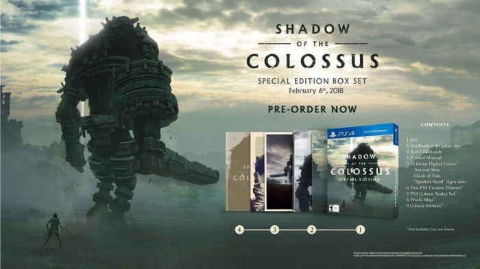 Shadow of the Colossus,Bluepoint Games,PS4,PS2,PS3,تریلر,ریمستر بازی Shadow of the Colossus