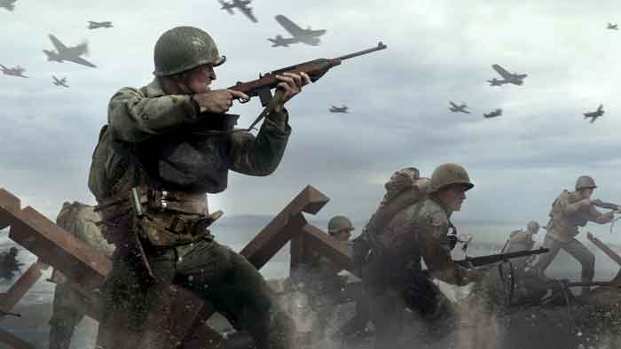Call of Duty: WWII,Activision,Sledgehammer,Call of Duty,COD,رویداد XP دو برابر در بازی Call of Duty: WWII,رویداد XP دو برابر بازی Call of Duty: WWII,تاریخ XP دو برابر در بازی Call of Duty: WWII,تاریخ رویداد XP دو برابر در بازی Call of Duty: WWII,امتیازات دوبرابر در بازی Call of Duty: WWII,کالاف,اکتیویژن,اسلج همر گیمز