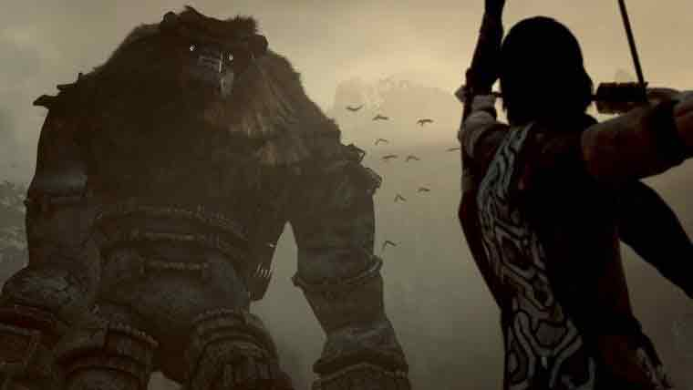 Bluepoint Games,Shadow of the Colossus,E3 2017,PS4,Metacritic,متای بازی Shadow of the Colossus,متاکریتیک