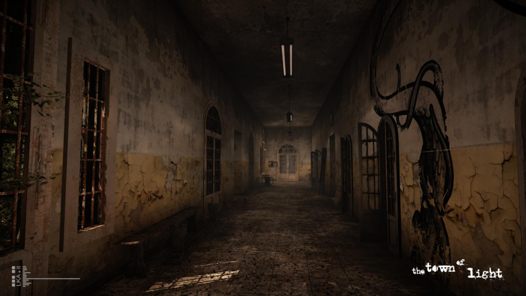 The Town of Light,Wired Products,LKA,The Town of Light: Deluxe Edition,Horror Games,نسخه نینتندو سوییچ بازی The Town of Light,انتشار بازی The Town of Light برای کنسول نینتندو سوییچ