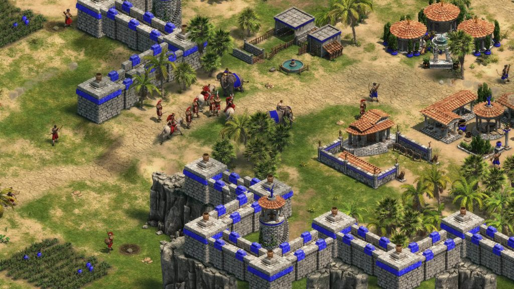Age of Empires: Definitive Edition,Age of Empires,Age of Empires 2,Microsoft,Age of Empires 3,مایکروسافت,بازی استراتژیک