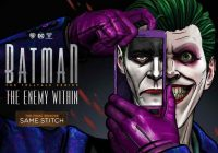 Batman: The Enemy Within,Batman,Telltale Games,The Enemy Within,Android game,تاریخ انتشار بازی Batman: The Enemy Within,تاریخ عرضه بازی Batman: The Enemy Within