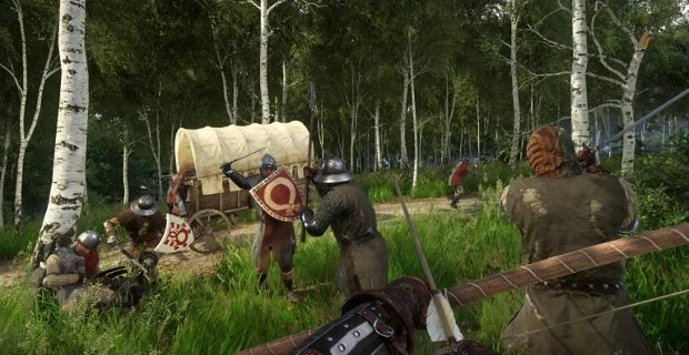 Warhorse,Deep Silver,Kingdom Come: Deliverance,Kingdom Come,Kickstarter,بسته الحاقی بازی Kingdom Come: Deliverance,تاریخ انتشار بسته الحاقی بازی Kingdom Come: Deliverance