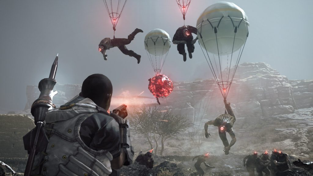 Metal Gear Survive,Metal Gear,Hideo Kojima,Konami,متای بازی Metal Gear Survive,متاکریتیک بازی Metal Gear Survive,نمرات بازی Metal Gear Survive