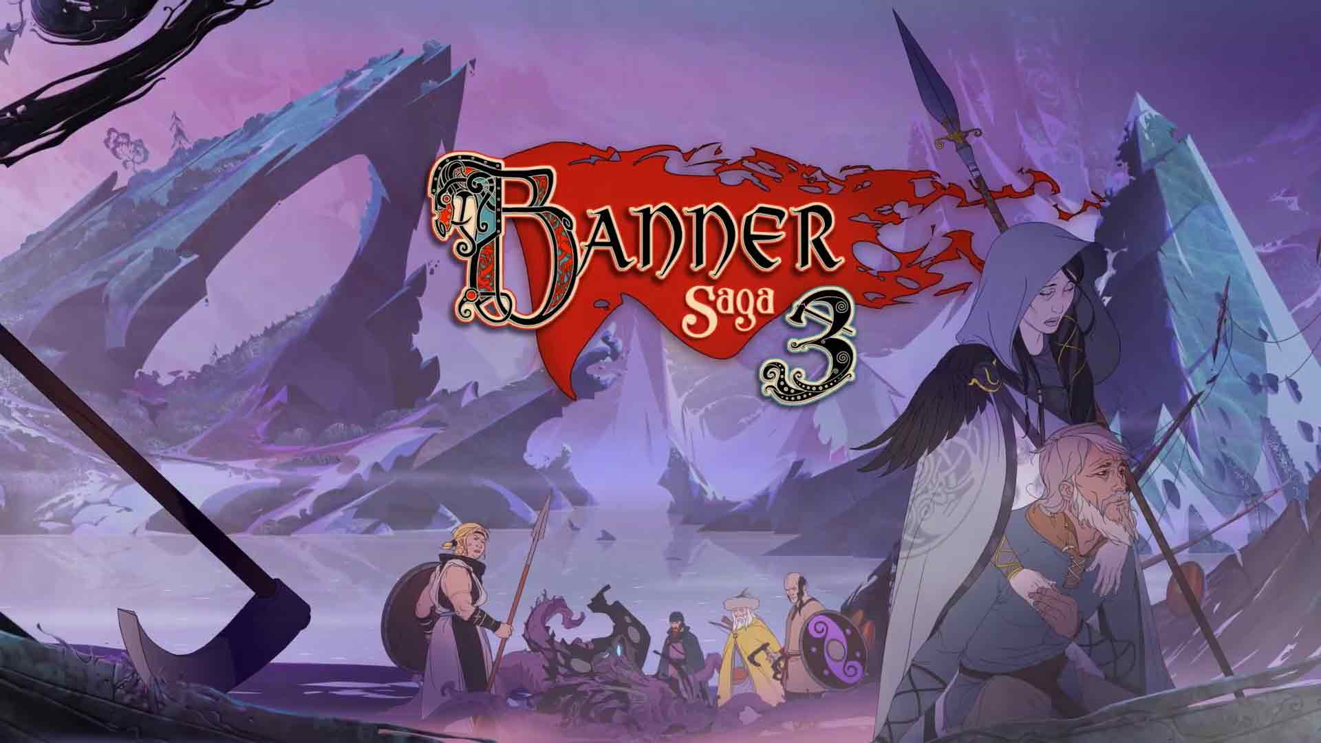 The Banner Saga 3,The Banner Saga,Nintendo Switch,Nintendo Direct,Nintendo,نسخه نینتندو سوییچ بازی The Banner Saga 3,تاریخ انتشار بازی The Banner Saga 3