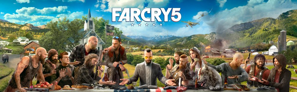 Far Cry 5,Sea of Thieves,PUBG,چارت انگلیس,چارت انگلستان