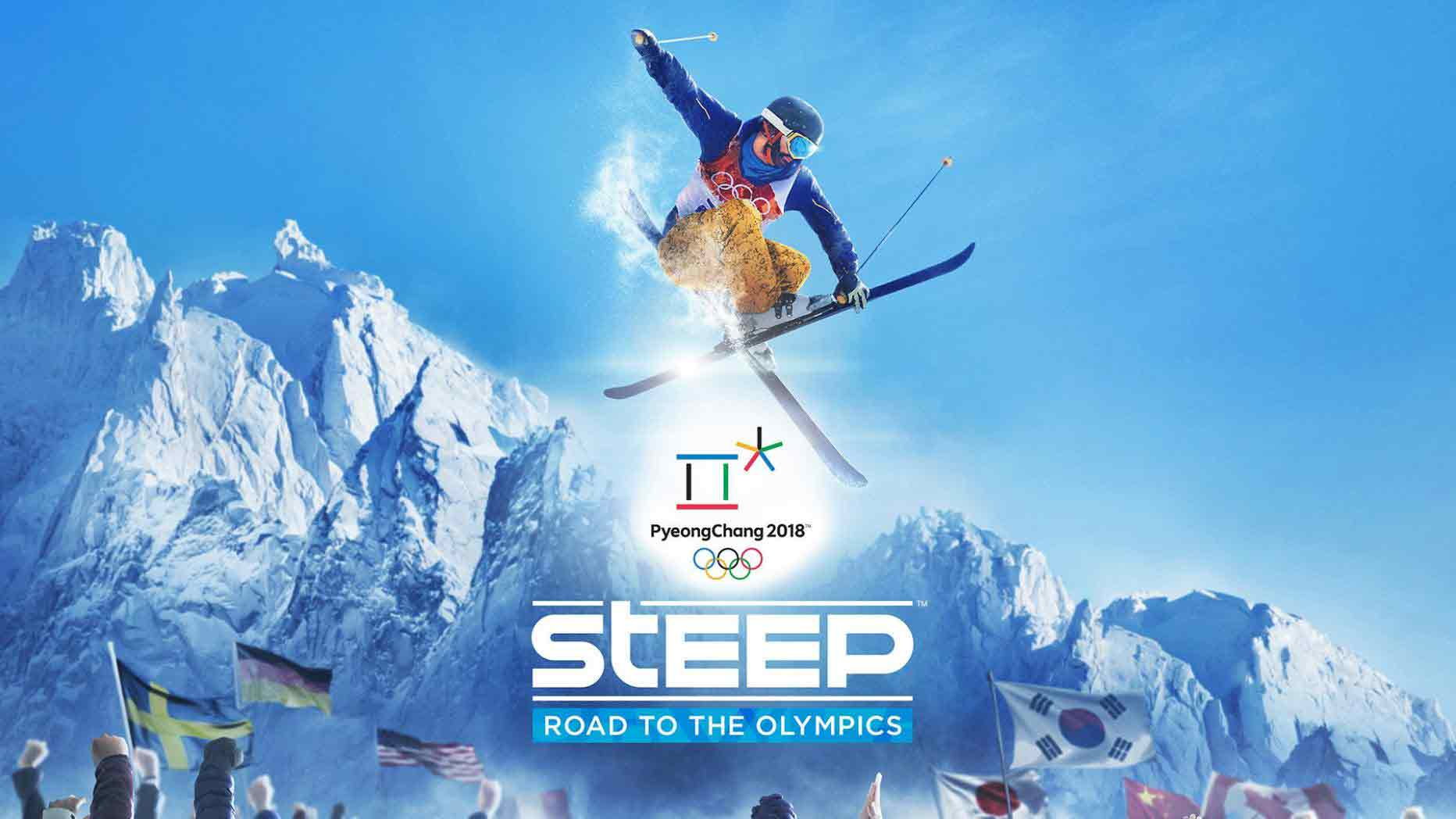 Steep,Steep: Road to the Olympics, Ubisoft, Road to the Olympics ,Trailer, تاریخ انتشار بازی Steep,تریلر بازی Steep