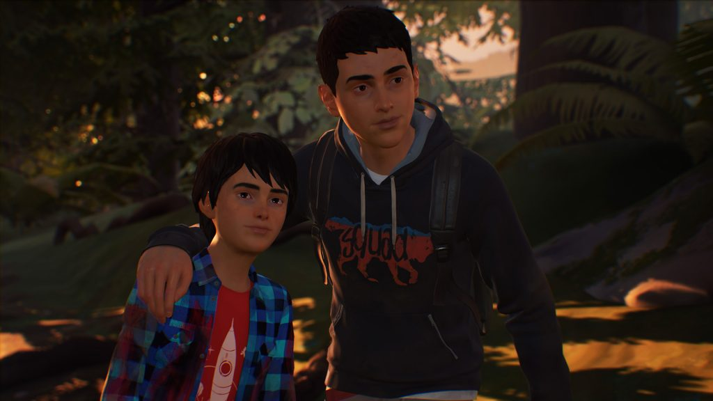 ٬ Life is Strange٬ Life is Strange 2٬ Square Enix٬ The Awesome Adventures of Captain Spirit٬ اخبار بازی٬ اسکوئر انیکس