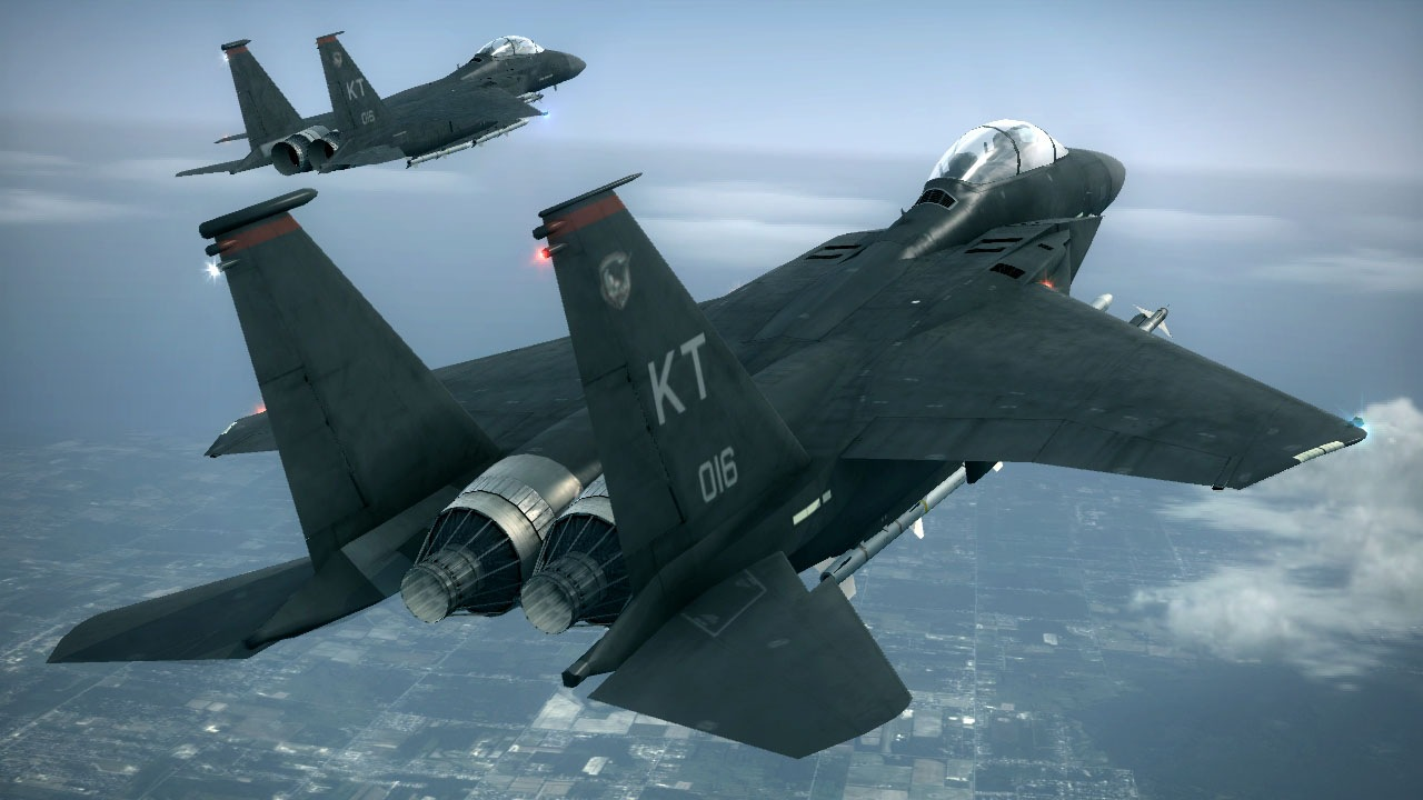 Ace Combat٬ Ace Combat 7: Skies Unknown٬ Bandai Namco٬