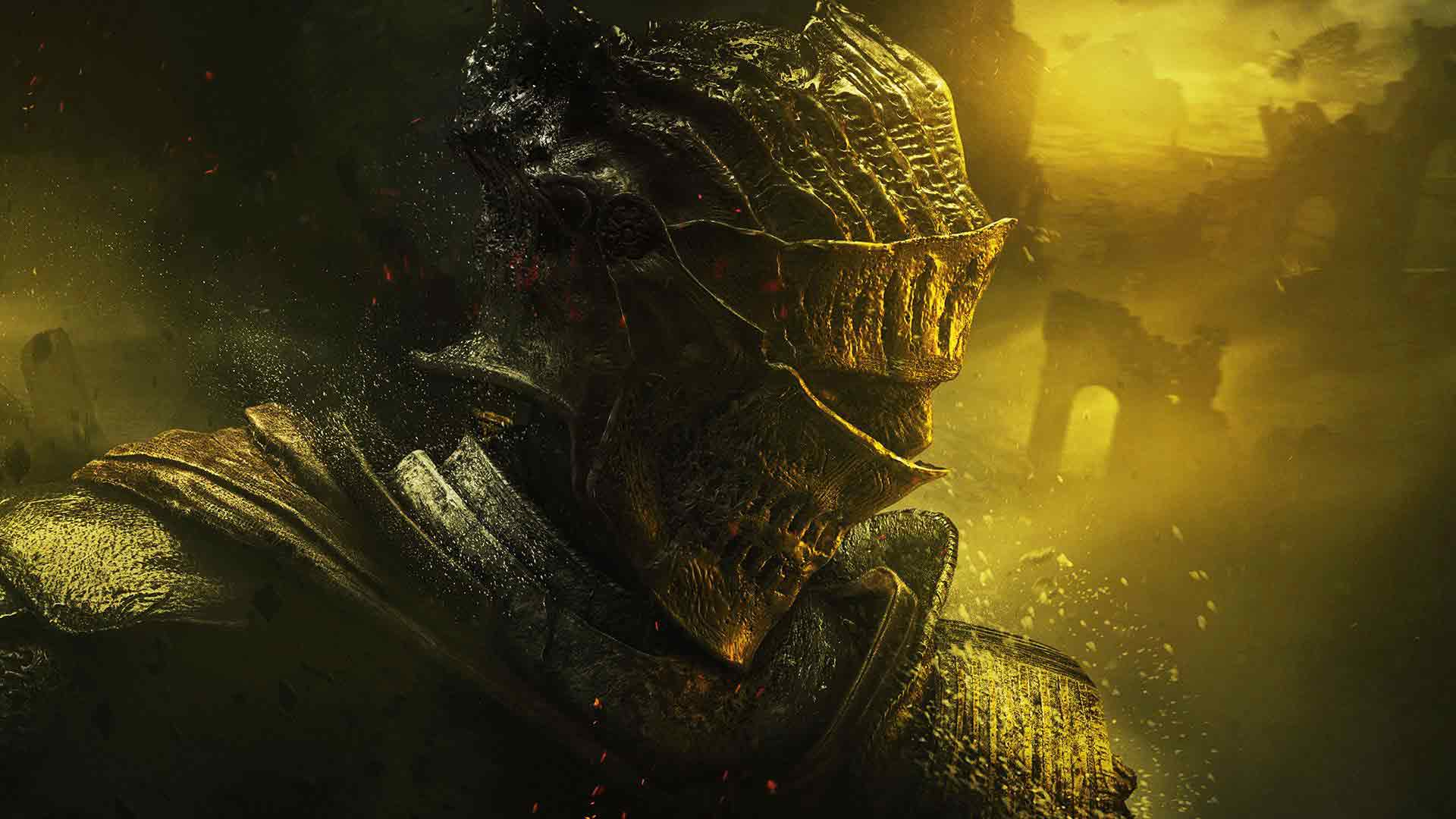 Dark Souls Trilogy , Dark Souls , From Software , Bandai Namco , Gamescom 2018 , تاریخ انتشار بازی Dark Souls Trilogy , داستان بازی Dark Souls Trilogy