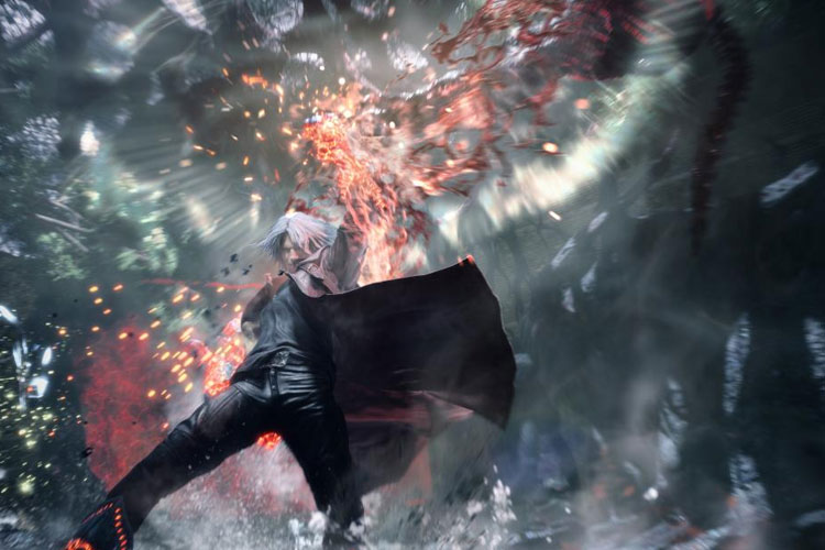 Capcom٬ Devil May Cry٬ Devil May Cry 5٬ TGS 2018٬ Tokyo Game Show 2018٬ , تاریخ انتشار بازی Devil May Cry 5 , اطلاعات بازی Devil May Cry 5