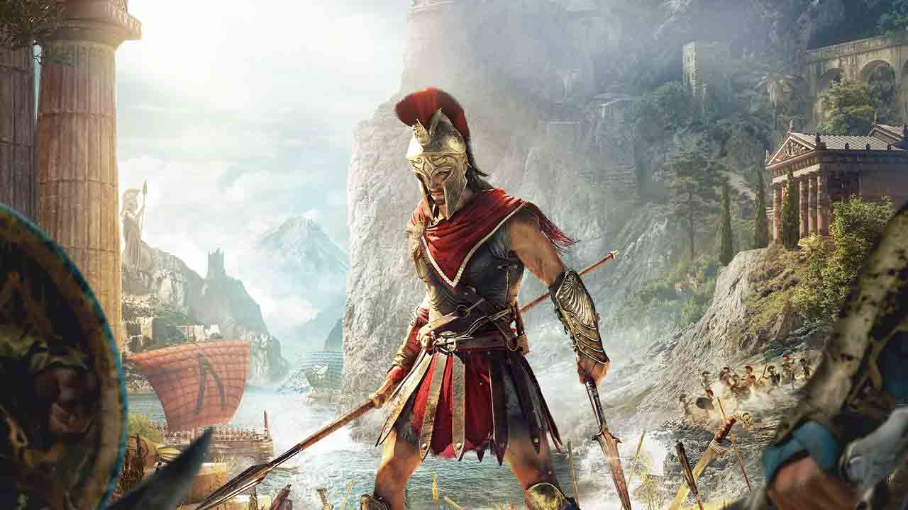 آپدیت ۱.۰۷ Assassin's Creed Odyssey