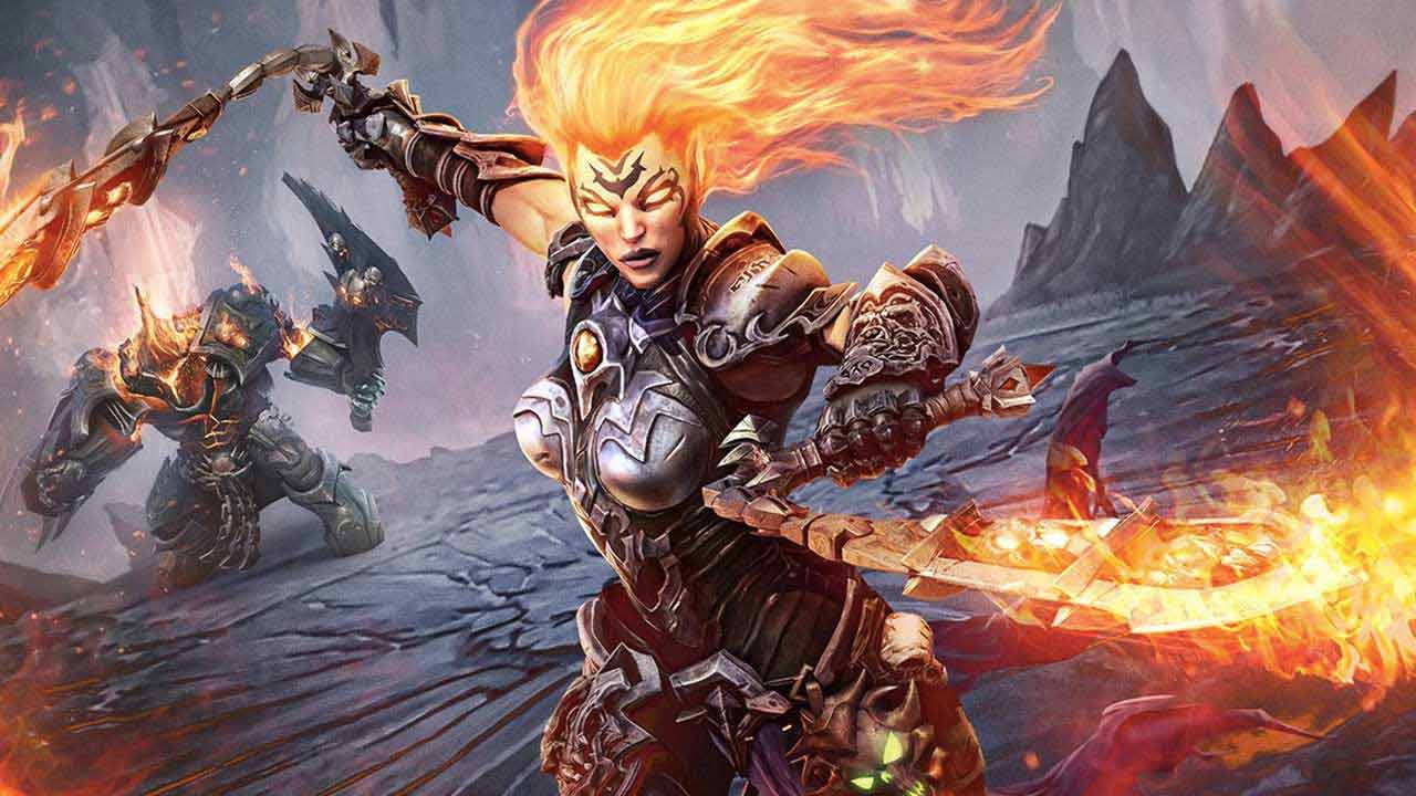 Darksiders 3 , Darksiders , THQ Nordic , Metacritic , Hack and Slash , تاریخ انتشار بازی Darksiders 3 , داستان بازی Darksiders 3