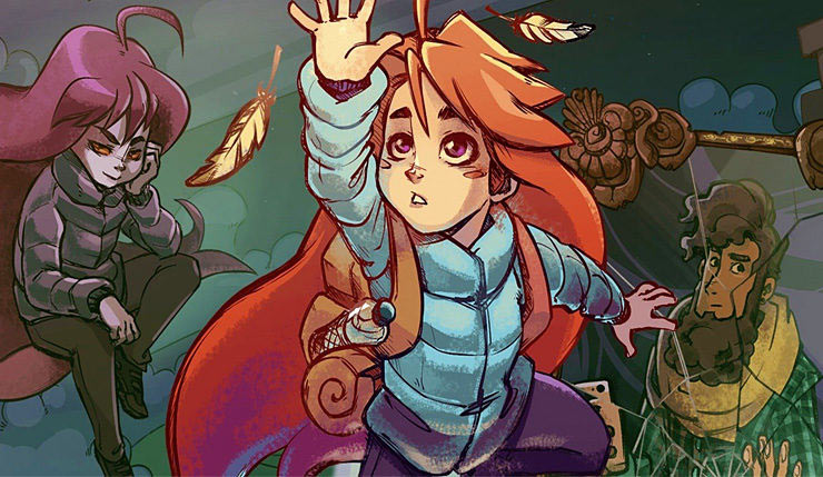 Limited Run Games , Celeste , Matt Makes Games , PS4 , Nintendo Switch , نسخه کالکتور بازی Celeste , کالکتور بازی Celeste