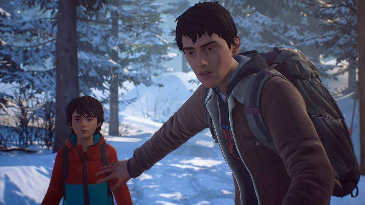 Dontnod Entertainment٬ Episodic Games٬ Life is Strange٬ Life is Strange 2٬ Square Enix٬ اپیزود دوم بازی Life is Strange 2٬