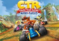 Crash Team Racing Nitro-Fueled , CRT , Crash Bandicoot N. Sane Trilogy , Activision , Vicarious Visions , گیم پلی بازی Crash Team Racing Nitro-Fueled