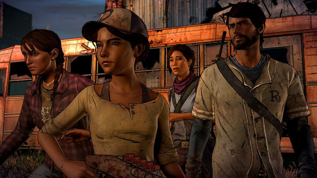 Skybound٬ Skybound Games٬ Telltale Games٬ The Walking Dead٬ Walking Dead٬ اخبار بازی٬ اطلاعات بازی٬ بازی the walking dea