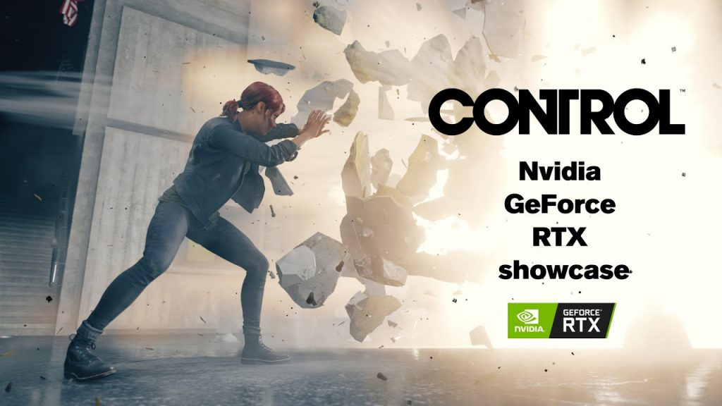 Game Developers Conference 2019 , Control , GDC 2019 , Ray Tracing , Nvidia , انویدیوا , کارت گرافیک