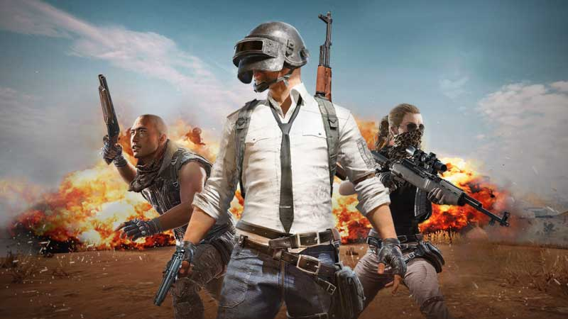 PUBG , PUBG Corp , Battle Royale , PS4 , Xbox One , نقشه های بازی PUBG , نقشه بازی PUBG
