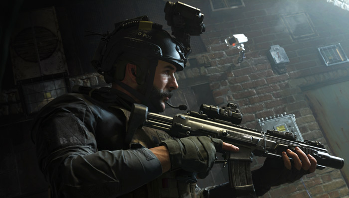 حضور Captain Price در بازی Call of Duty: Modern Warfare
