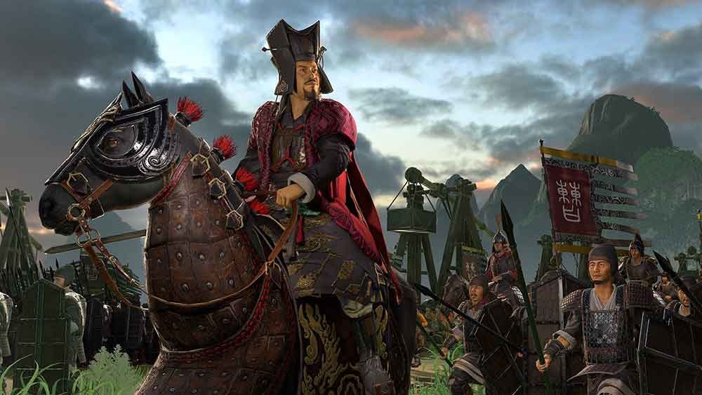 شاهان بازی Total War: Three Kingdoms