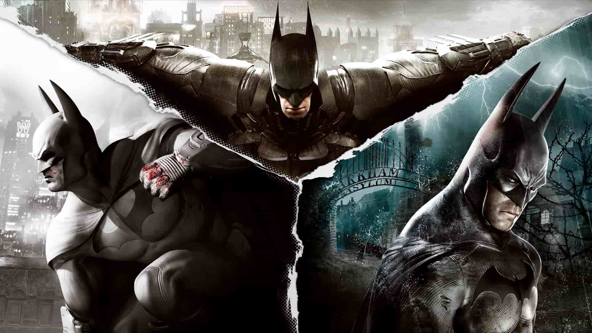 بازی Batman: Arkham Collection تایید شد