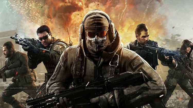 تصاویر Call of Duty Mobile