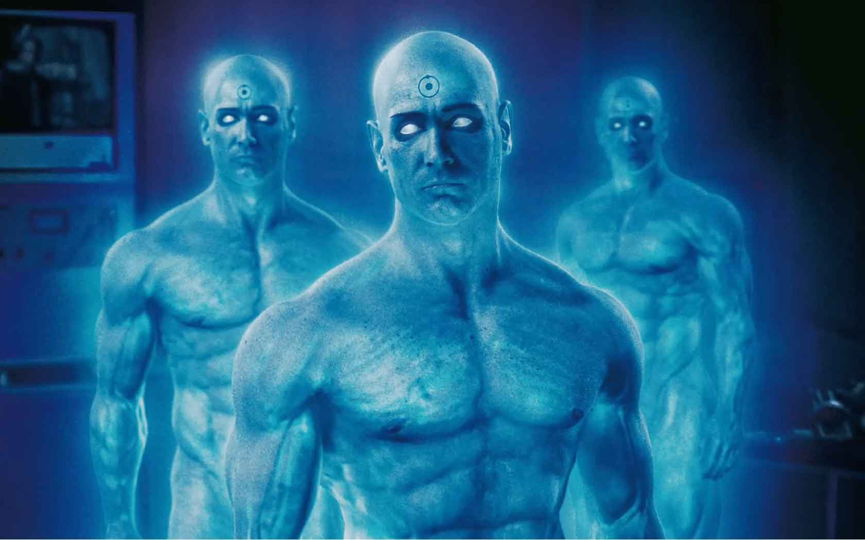 شخصیت Doctor Manhattan